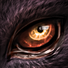 Barakis Eye Icon by Cally Kitty