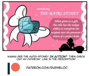 Matri-stoney Comic - Early Access on Patreon!