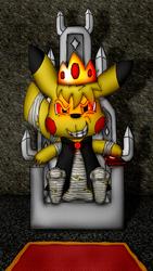 "Dark Emperor Gavin XI ""Darkus"" (Commission)"