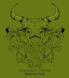 Terranel House Crest