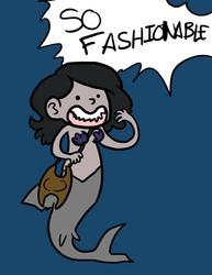 Mermaid Purse