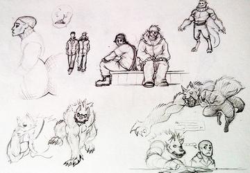Sketch Dump 2 pt 11
