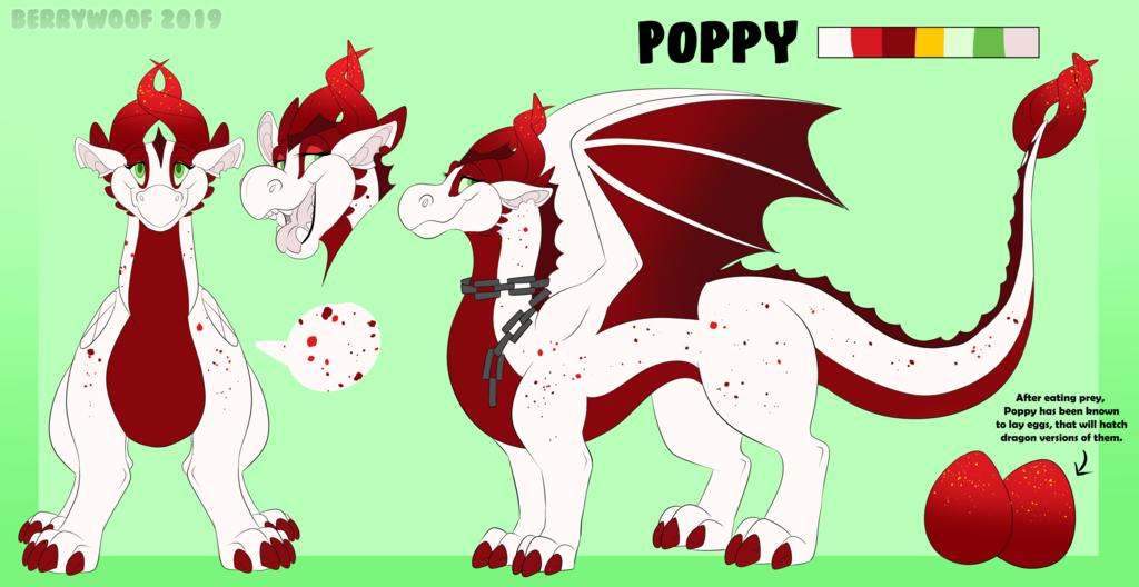 Most recent image: Poppy Ref