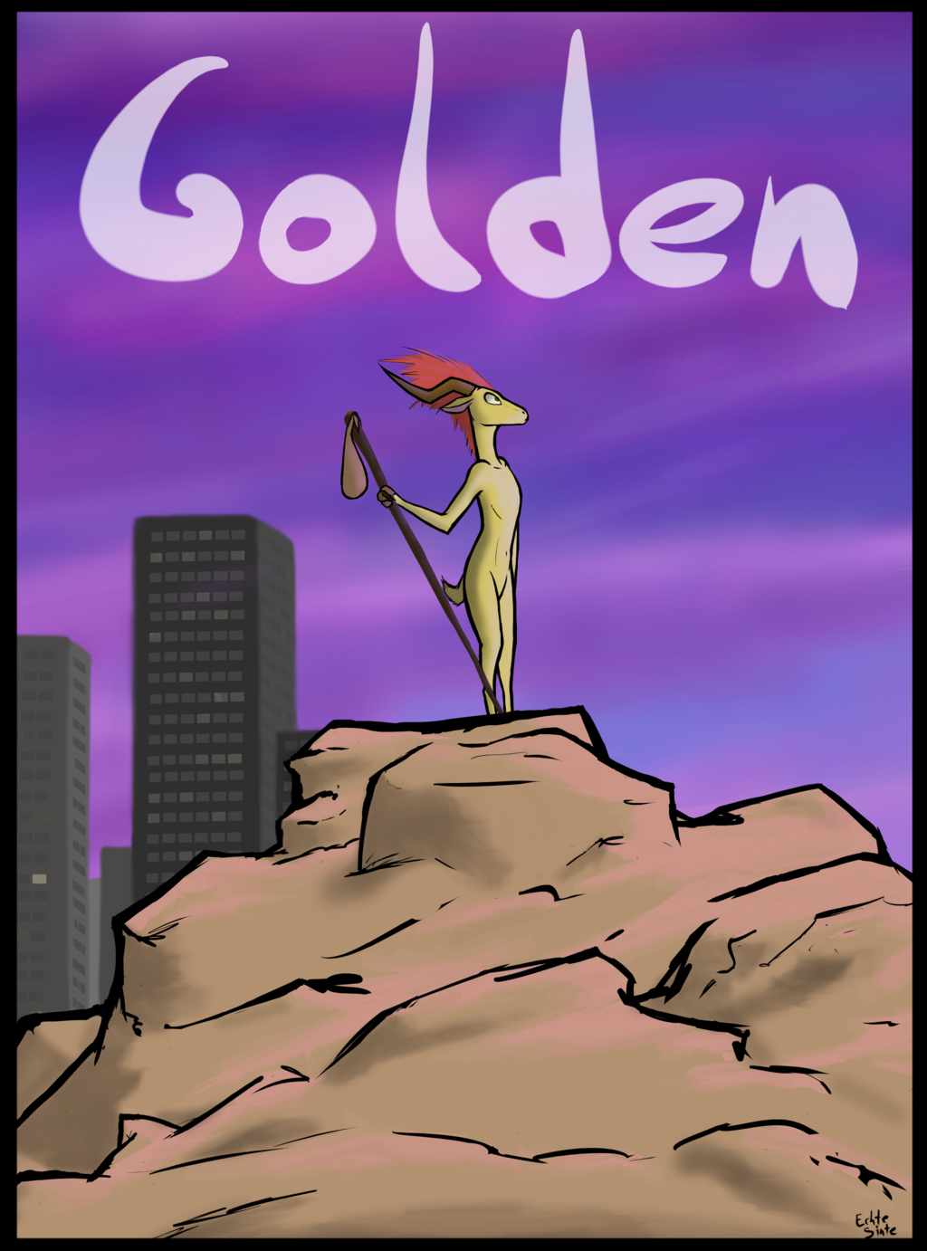 Golden - Page 01 (Comic)
