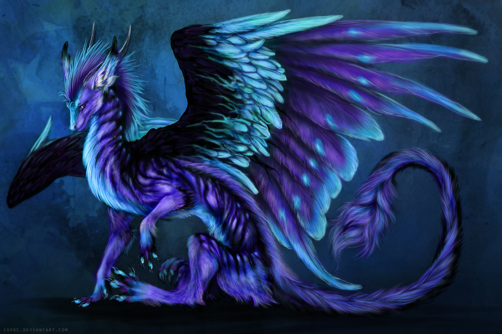 Neon Dragoness