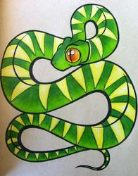 The Boa - Tattoo