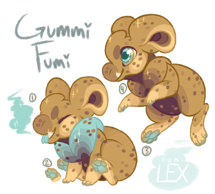 Gummi Fumi Species Guide