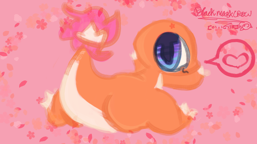 Most recent image: Cute Charmander Tail