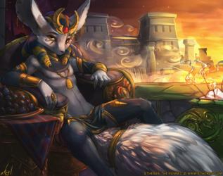 Emperor (sfw version) by Atryl