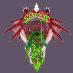 Sprout ConBadge