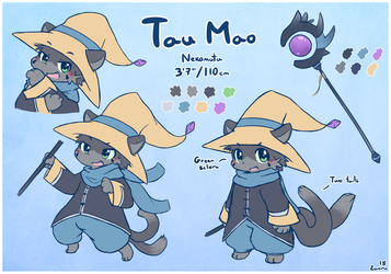 Ref of Tau