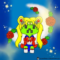 Pretty Guardian Sailor Creeper