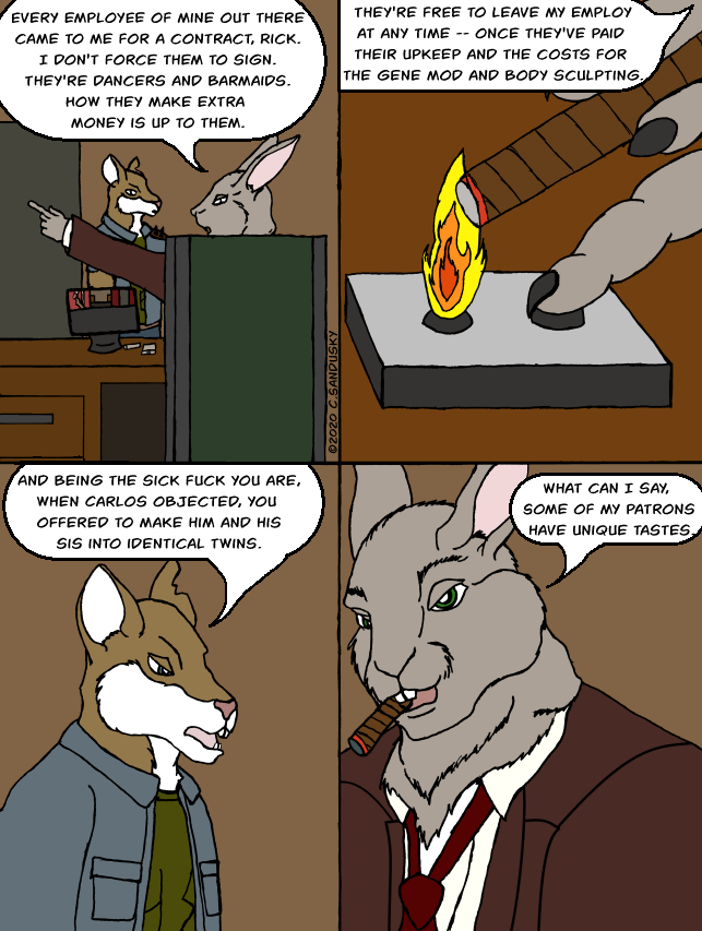 Most recent image: Not What I Was -- Page 44