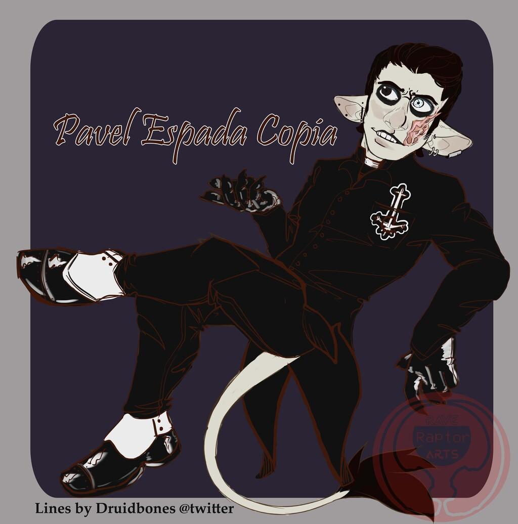 Most recent image: Pavel Espada Copia