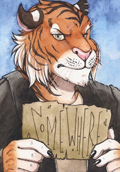 To Somewhere ACEO collab