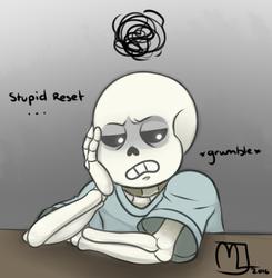 Fan Art- Stupid reset...