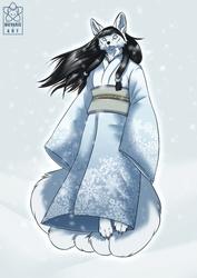 Spooktober #3 - Yuki onna