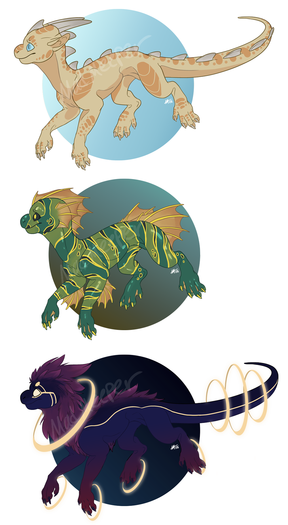 [ADOPT] 160117 Dragons (Batch 1)