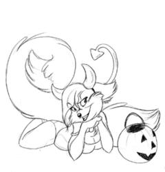 Kira's Halloween Costume