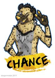 Chance Badge