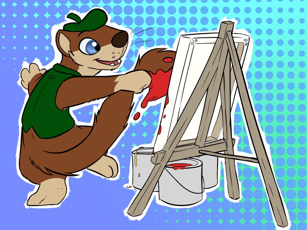 A Painterly Woozl