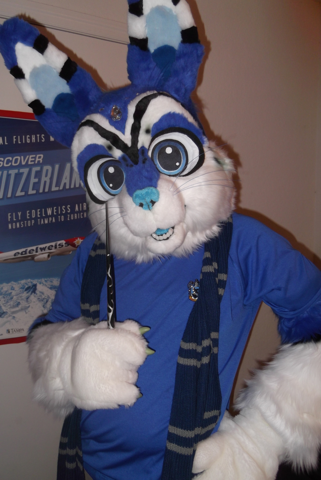 Most recent image: Fursuit Friday #5