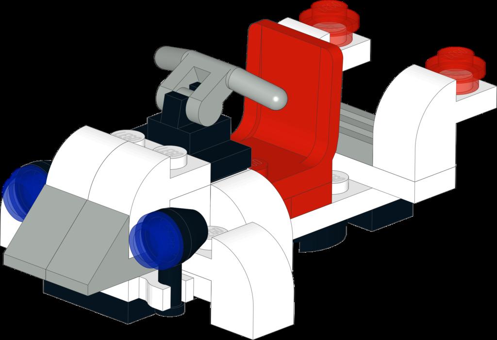 Brick Tech - Space Drome - Stellar Unit