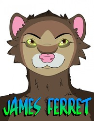 FD con badge james.ferret
