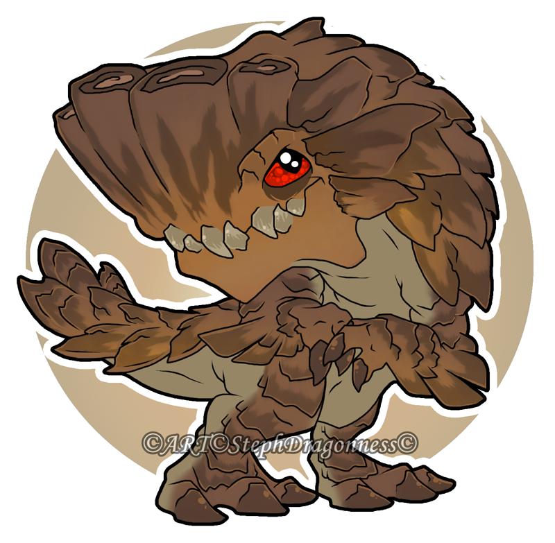 Monster Hunter: Chibi Barroth