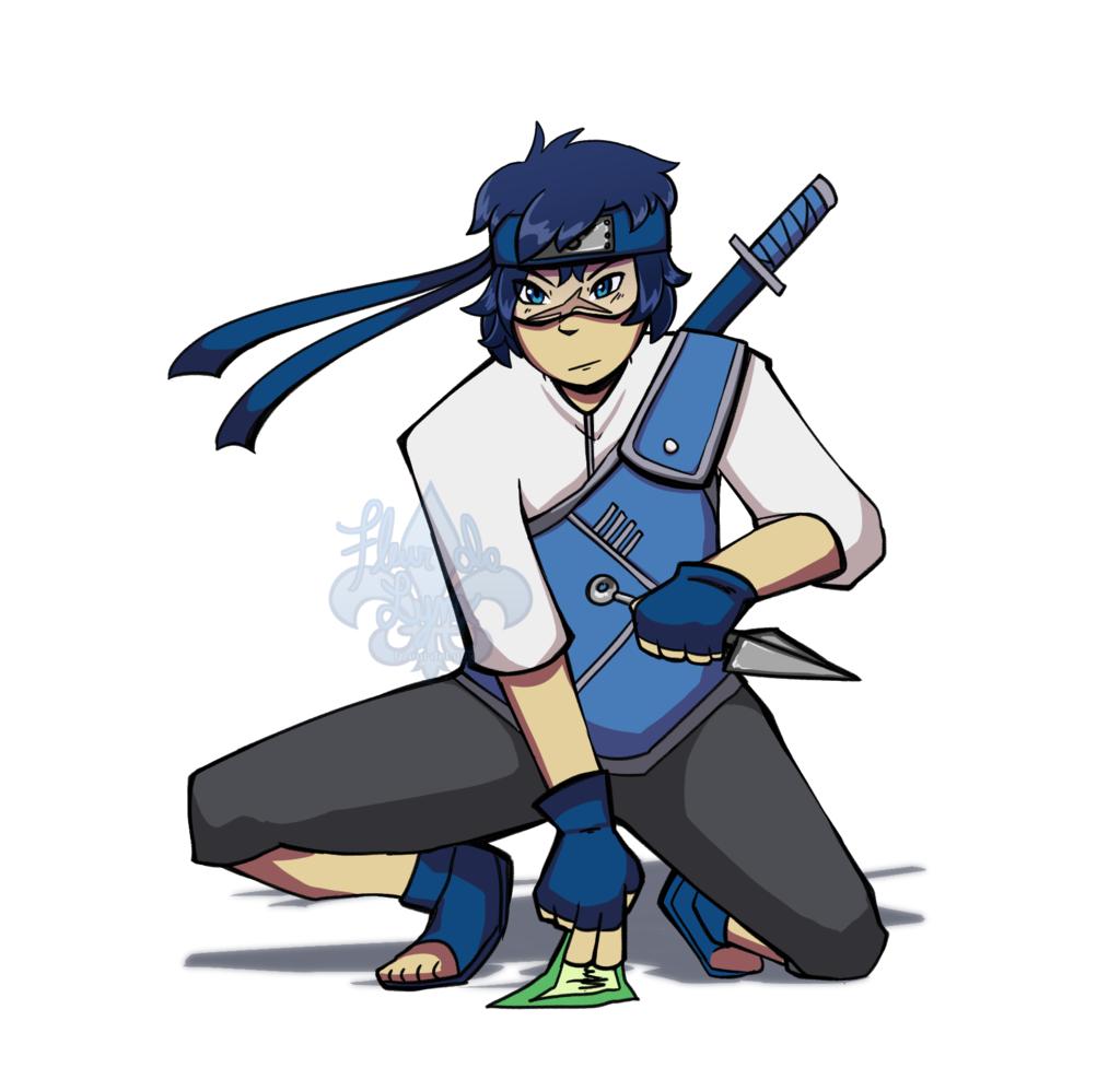 Shinobi Strikerz OC