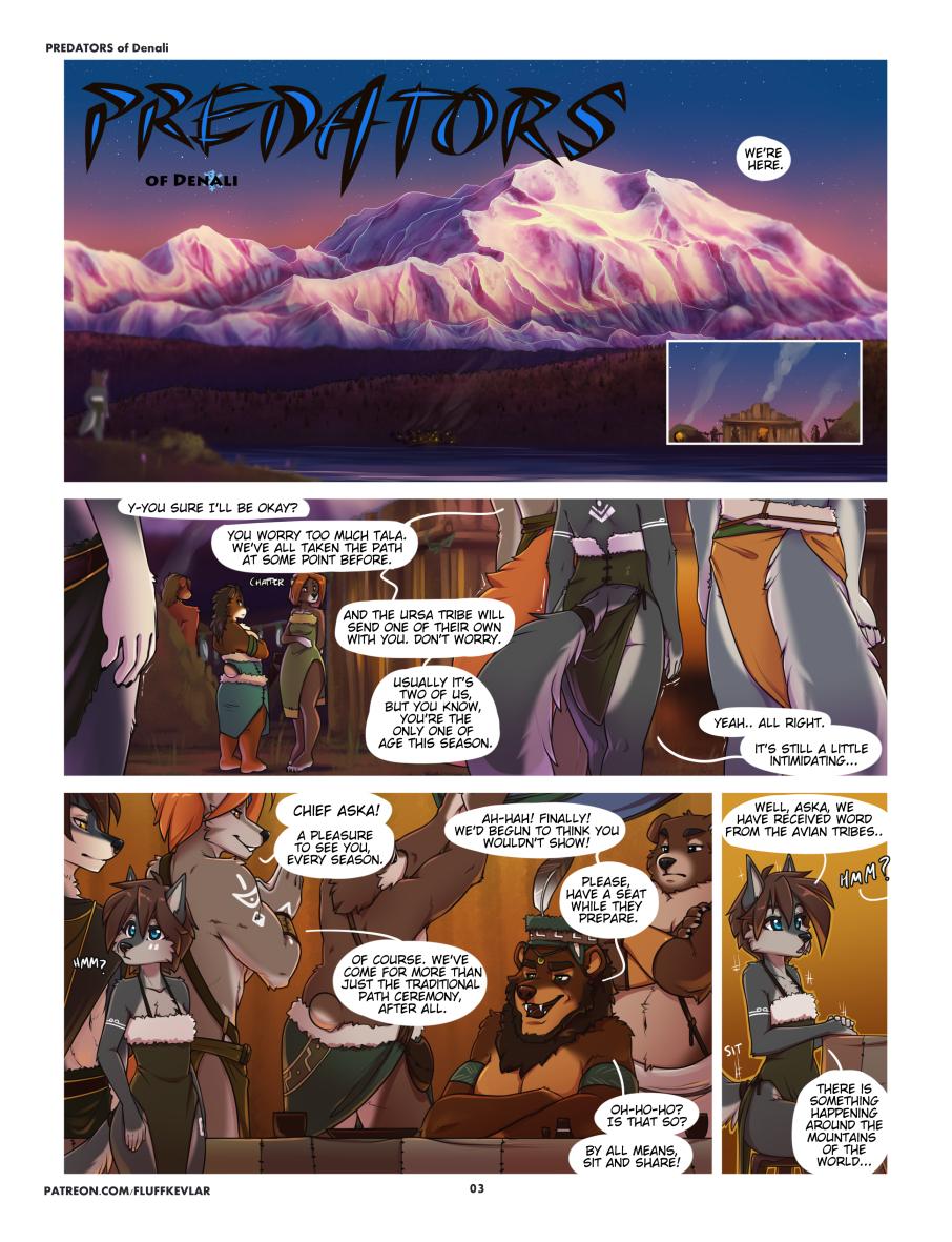 Predators of Denali - p03