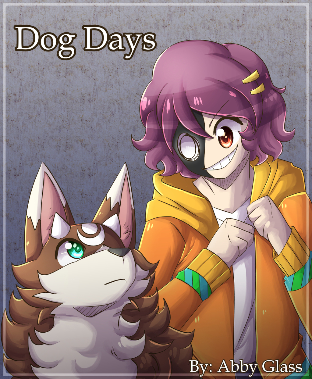 Dog Days: Cover