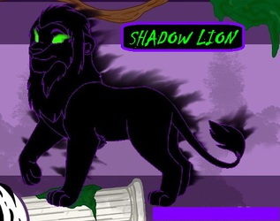 kovuta in his master shadow weaver form