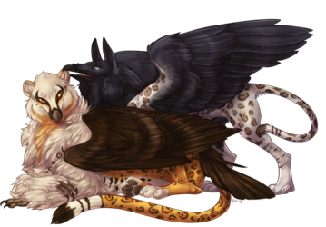 Featherfluffs by Oceano