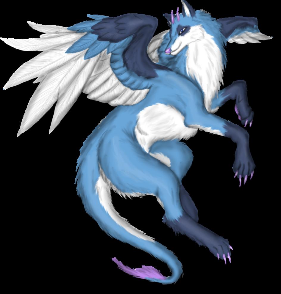 Prismawolf Commission