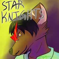 Old Art Trade: StarKnights!