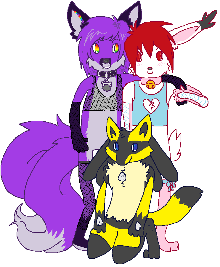 Happy Family~!