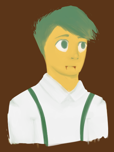 Most recent image: shitty suspenders child