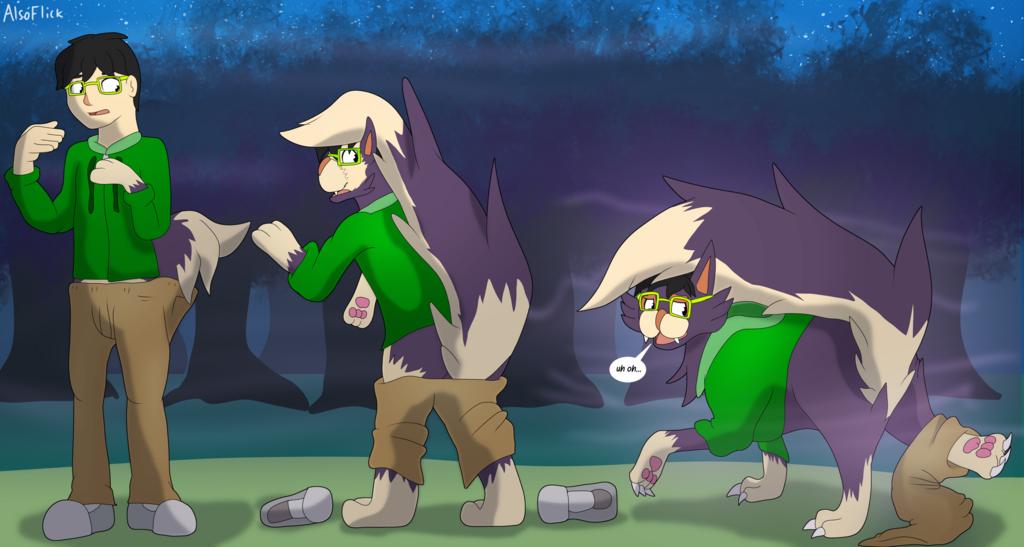 Uh Oh (Skunktank Transformation)