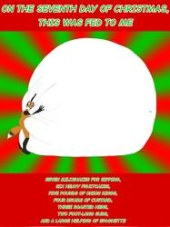 TWELVE DAYS OF X-MAS: DAY 7