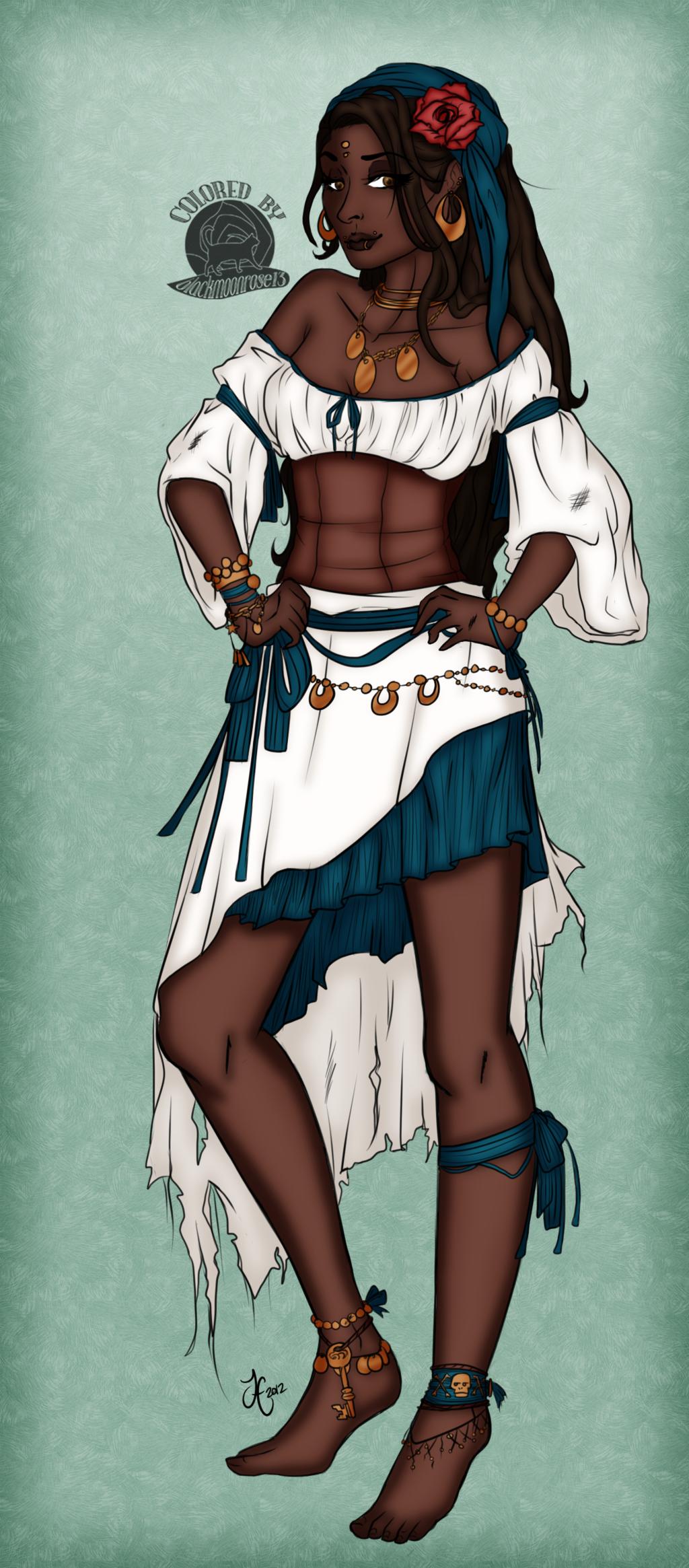 Isabela Pirate