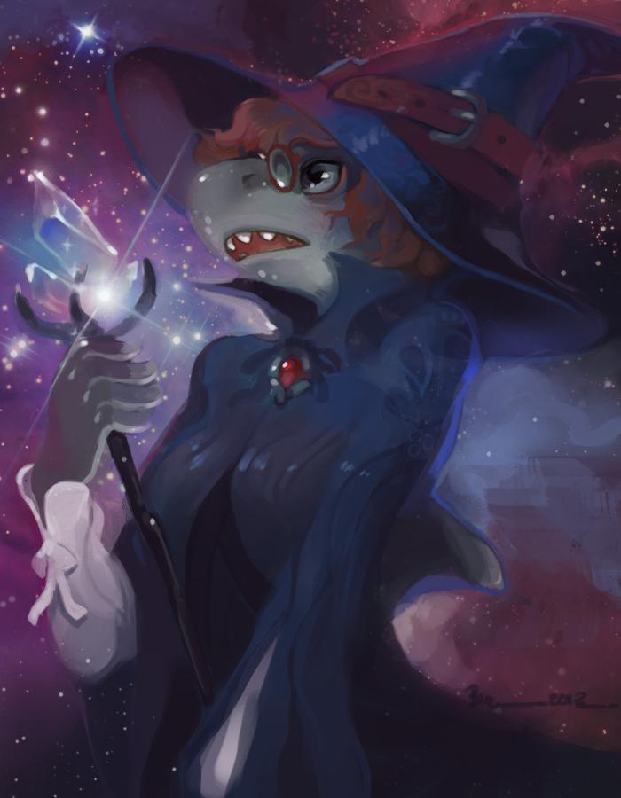 High Fantasy Lux by Pumpernickel_Parade