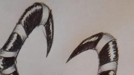 "[ INKTOBER #6 : "" DROOLING "" ]"