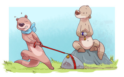 Misbehaved pets