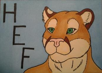 Hef Badge