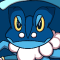 Frogadier Knight
