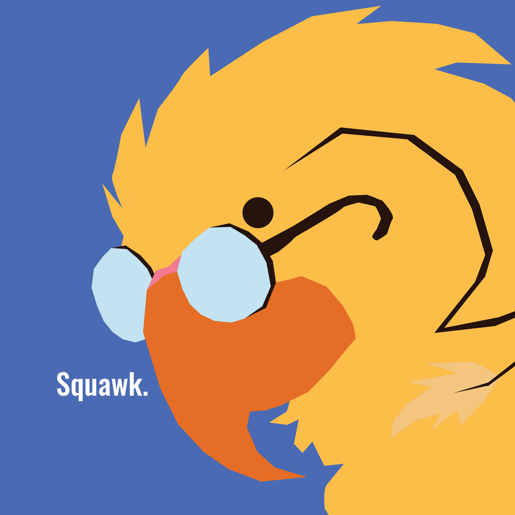 [COMM] Untitled Parrot Icon