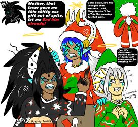Sapphirus Family Christmas