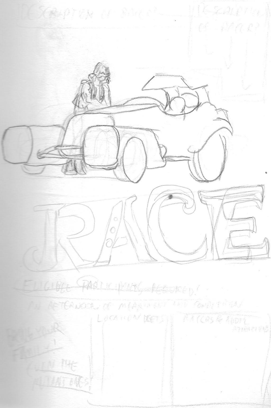 Auriga 18 Race Poster (draft)