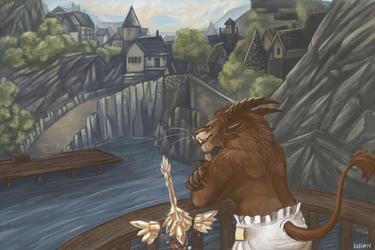 Adventure! - by Badgerkatch